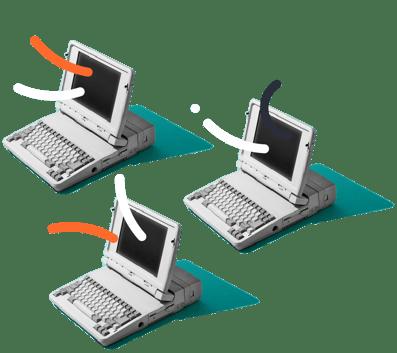 Computers; Web design services